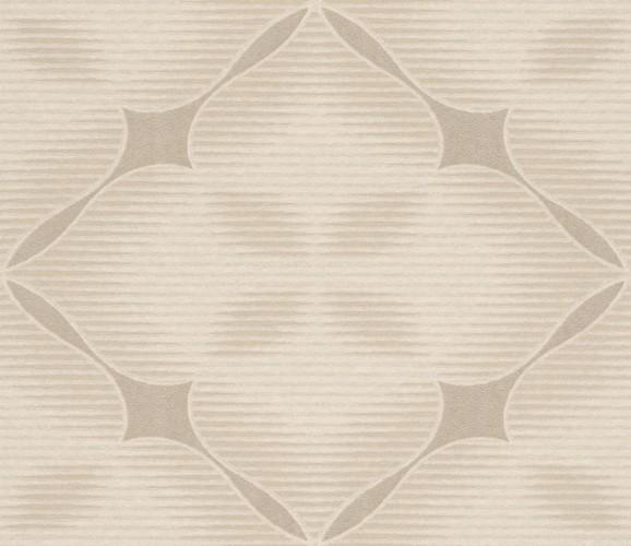 Beige Tapete Kombinieren : Tapete Rasch Textil City View Floral beige schimmer 223872 online