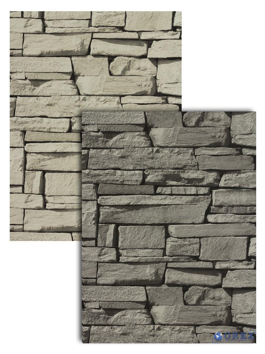 tapete best of grandeco vliestapete steintapete stein. Black Bedroom Furniture Sets. Home Design Ideas