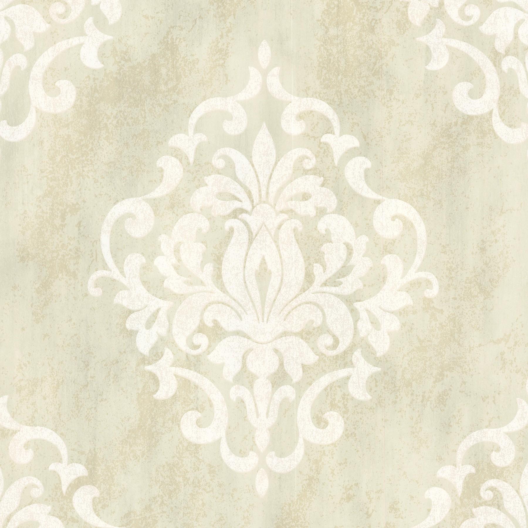 Barock Tapete Auf Leinwand : Tapete Onyx Vliestapete Rasch Textil 020086 Barock beige creme