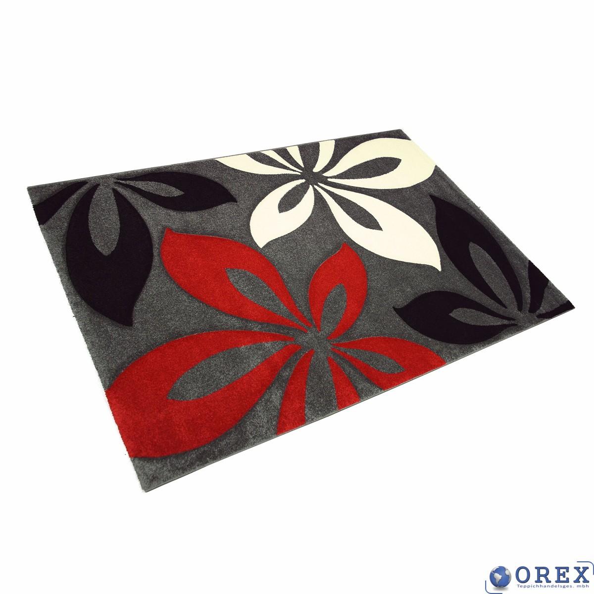 Teppich Florida – Zingaro Webteppich Modern 5 Größen 2