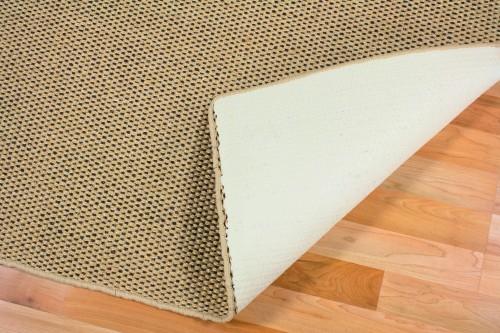 sisal teppich 160x230 gekettelt 100 sisal schwarz beig. Black Bedroom Furniture Sets. Home Design Ideas