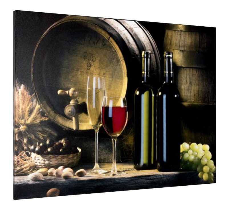 leinwand bild keilrahmen bild wein weinfa rotwein. Black Bedroom Furniture Sets. Home Design Ideas