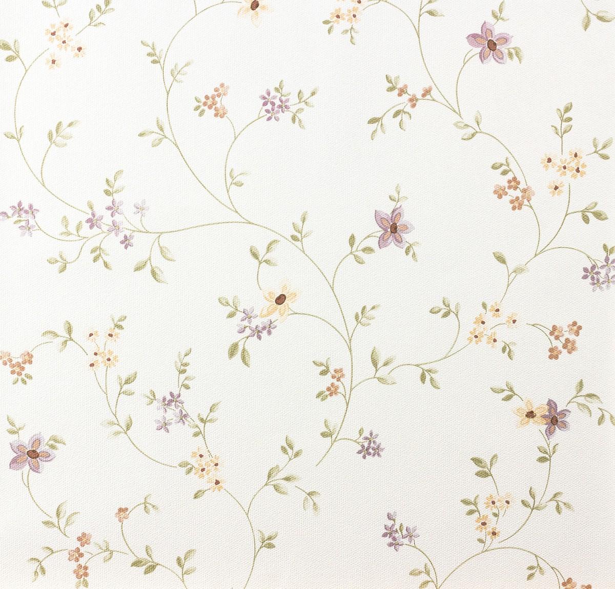 Fleuri Pastel Tapete Landhaus Vlies 93770 1 937701