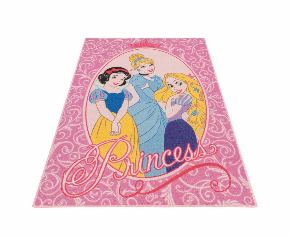 Kinderteppich Princess Glamour Teppich Prinzessin Teppich
