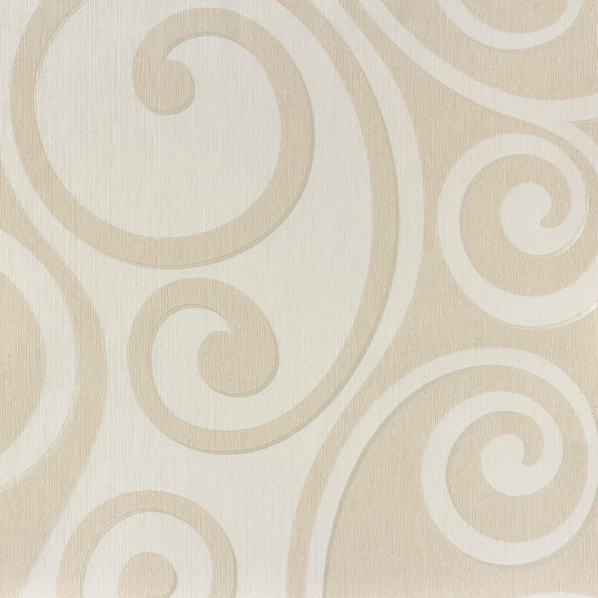 tapete marburg di moda 54246 vliestapete ranken hellbeige wei creme 4 12 1qm ebay. Black Bedroom Furniture Sets. Home Design Ideas