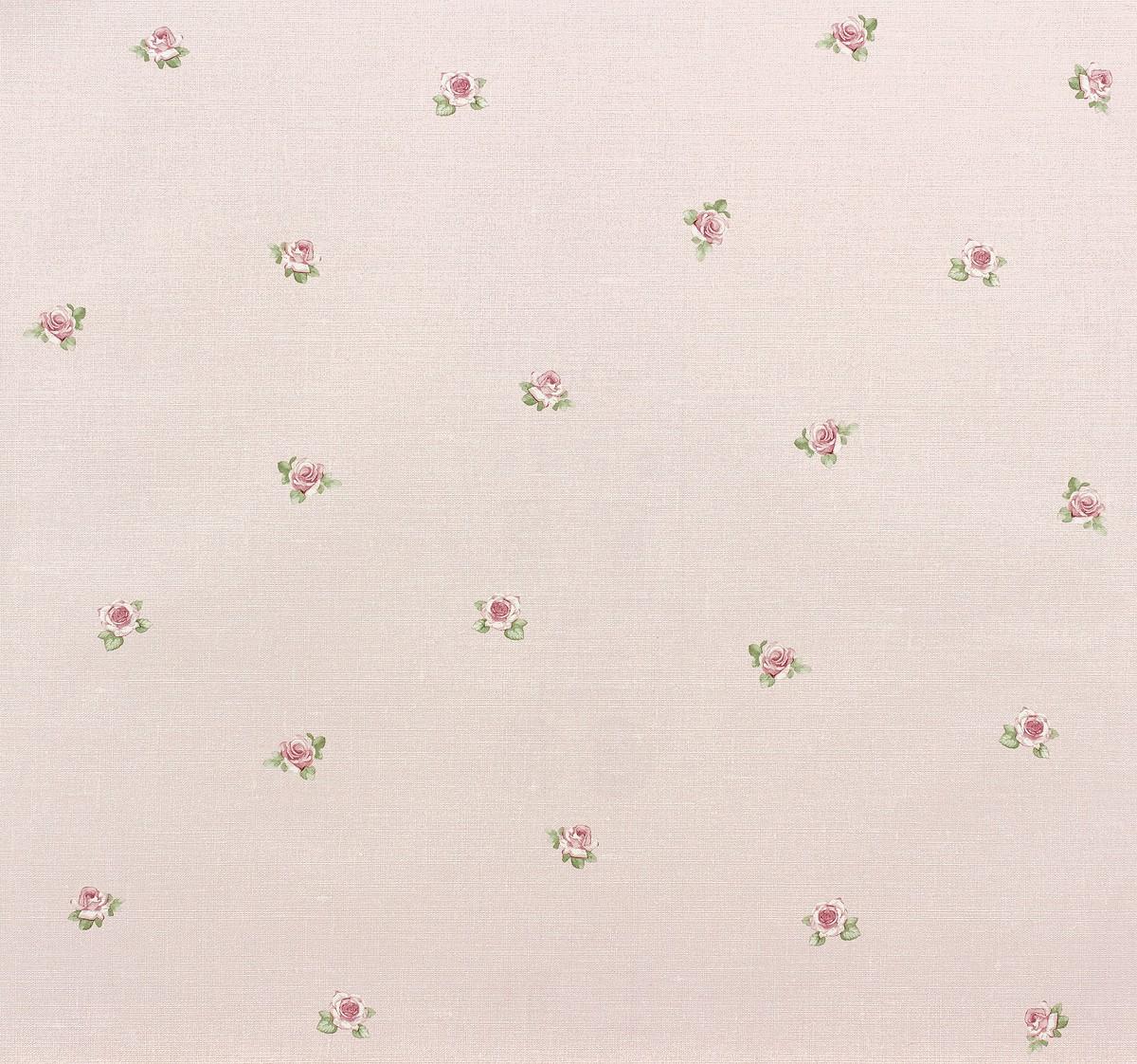 tapete rasch vliestapete lazy sunday 445121 rosa blumen 2. Black Bedroom Furniture Sets. Home Design Ideas
