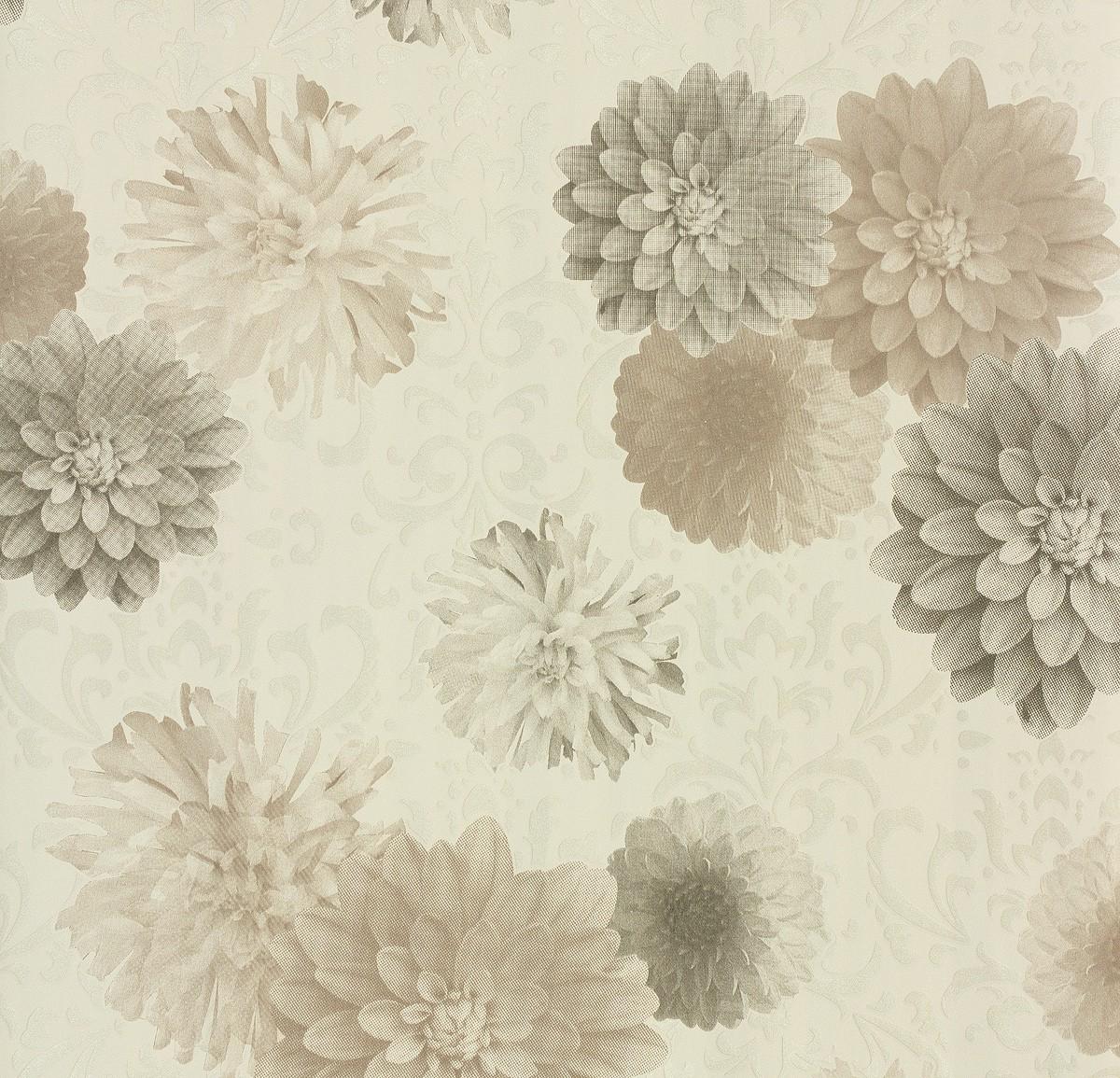 a s cr ation tapete naf naf vliestapete 95219 3 952193 floral creme beige 2 88 ebay. Black Bedroom Furniture Sets. Home Design Ideas