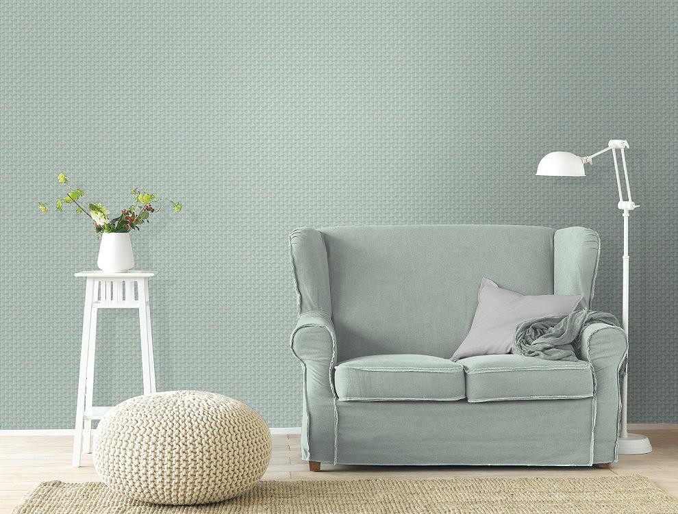 Tapete Wohnzimmer Beige - Design