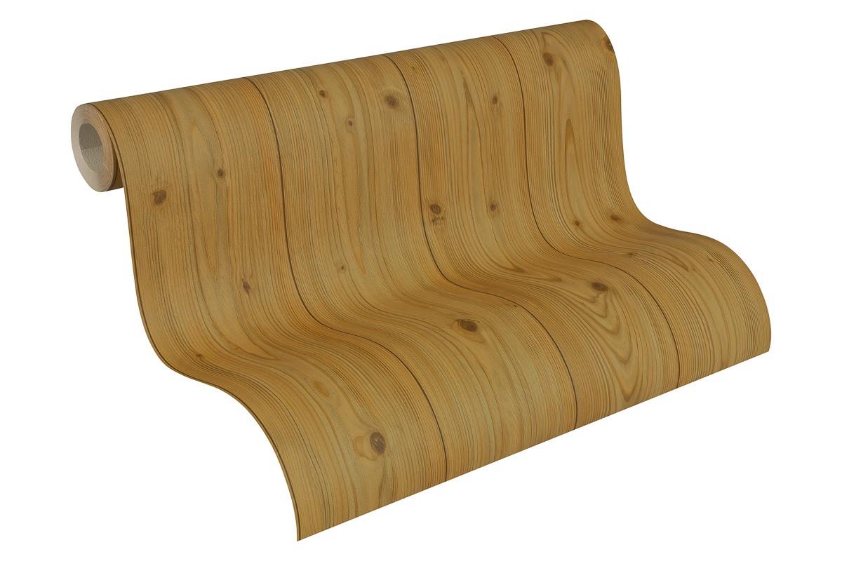 tapete holz hellbraun tapete as creation decora natur 6. Black Bedroom Furniture Sets. Home Design Ideas