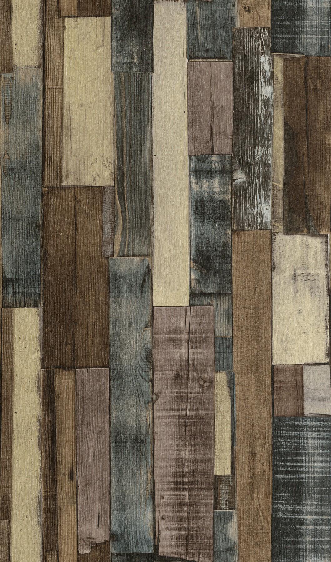 vliestapete factory 2 rasch tapeten 446760 holzoptik patina grau braun beige. Black Bedroom Furniture Sets. Home Design Ideas