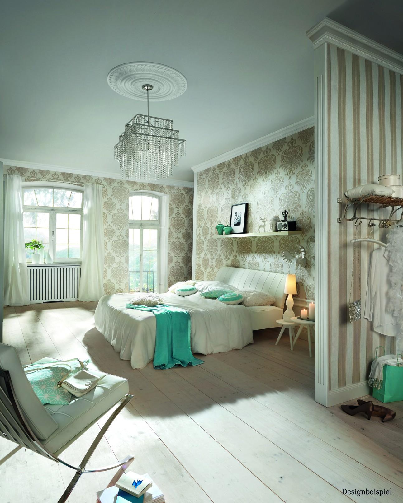 tapete design modern blau vliestapeten dieter bohlen. Black Bedroom Furniture Sets. Home Design Ideas