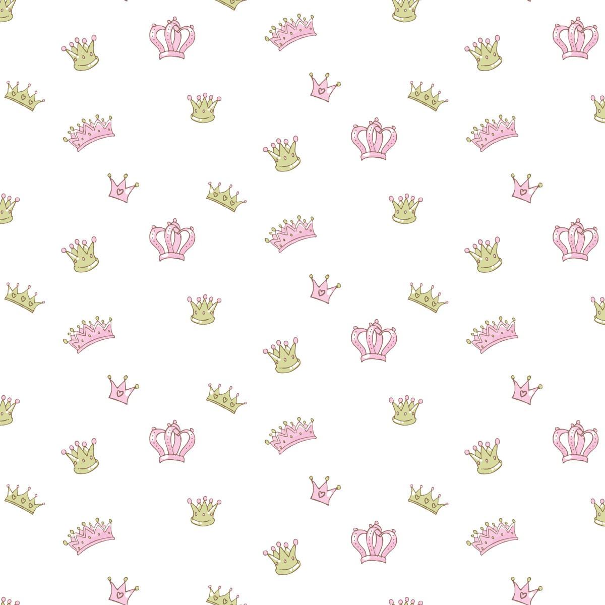 Bettwasche Grun Pink : Schlafzimmer Grün Rosa  Details zu Tapete Vlies Krone grün rosa