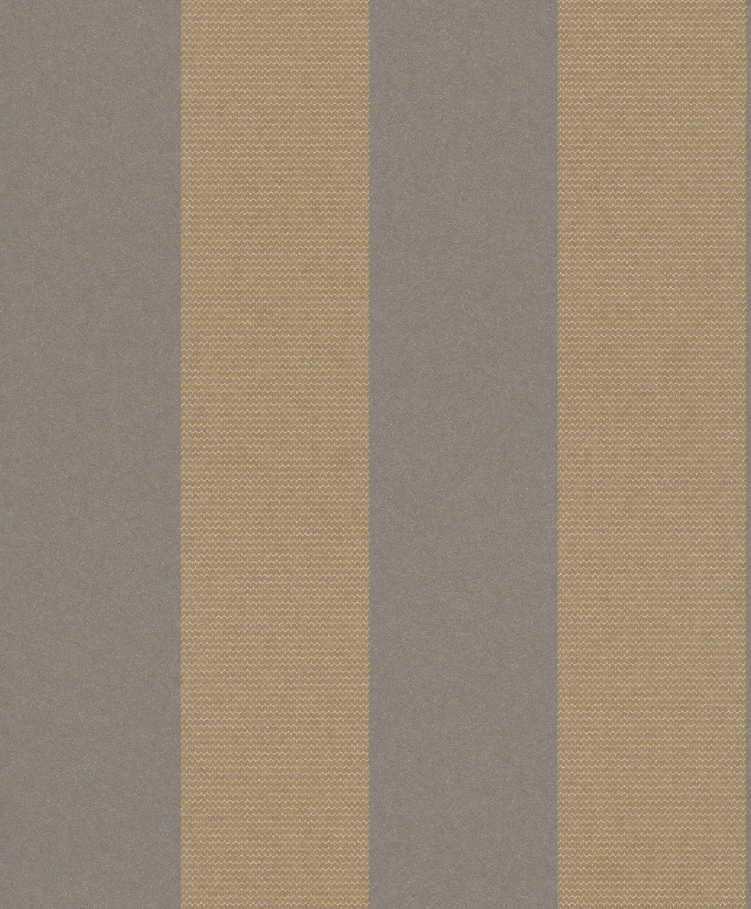 Tapete vlies streifen metallic braun gold rasch textil for Tapete braun gold