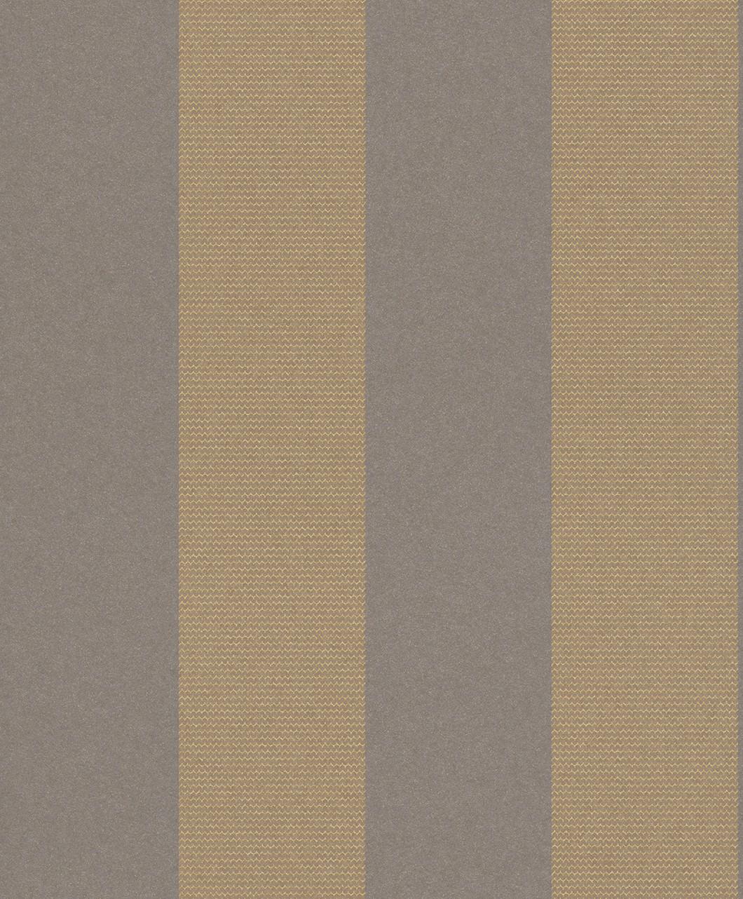 tapete vlies streifen metallic braun gold rasch textil amira 226002 4 30 1qm ebay. Black Bedroom Furniture Sets. Home Design Ideas