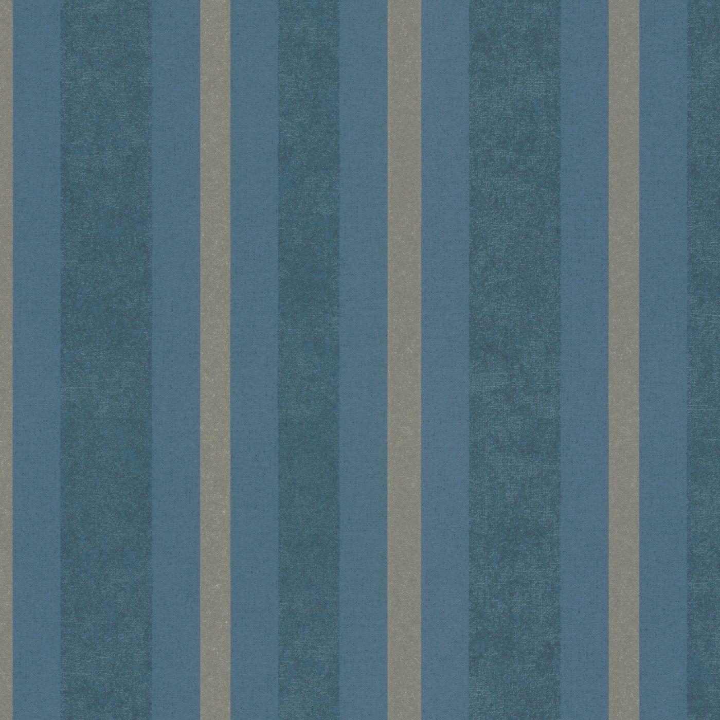 tapete vlies blau streifen padua marburg 56117 4 10 1qm ebay. Black Bedroom Furniture Sets. Home Design Ideas