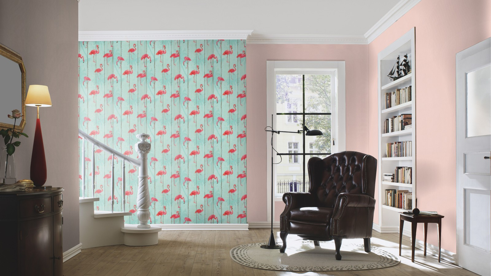 barbara becker tapete b b einfarbig rosa 479416. Black Bedroom Furniture Sets. Home Design Ideas
