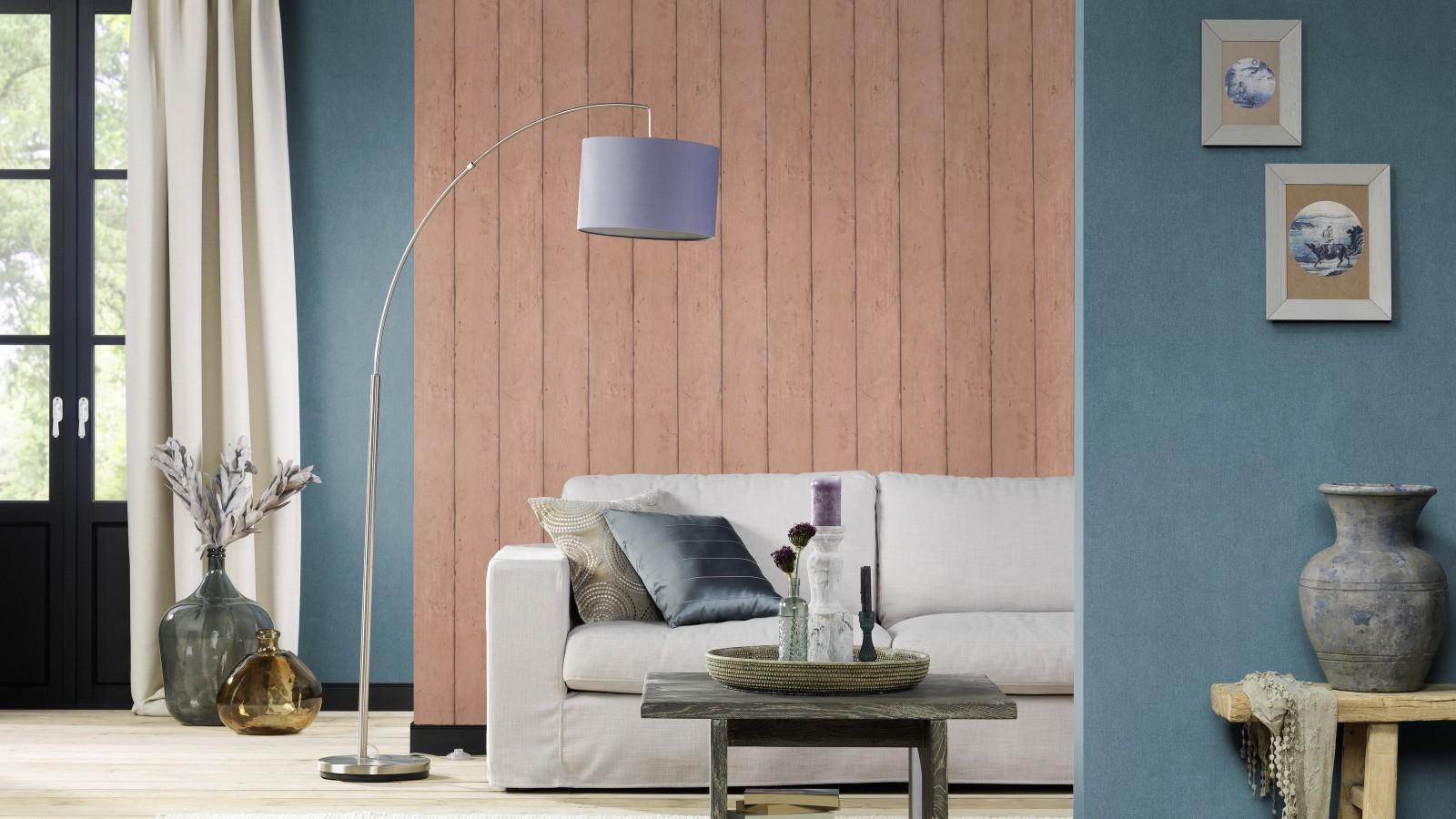 barbara becker tapete b b holz optik braun 479614. Black Bedroom Furniture Sets. Home Design Ideas