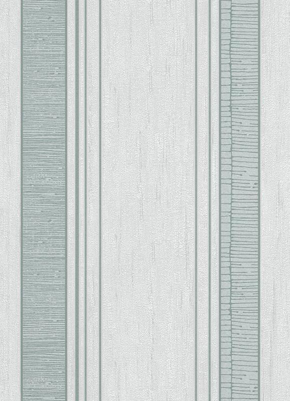 tapete streifen t rkis wei central park 6974 08. Black Bedroom Furniture Sets. Home Design Ideas