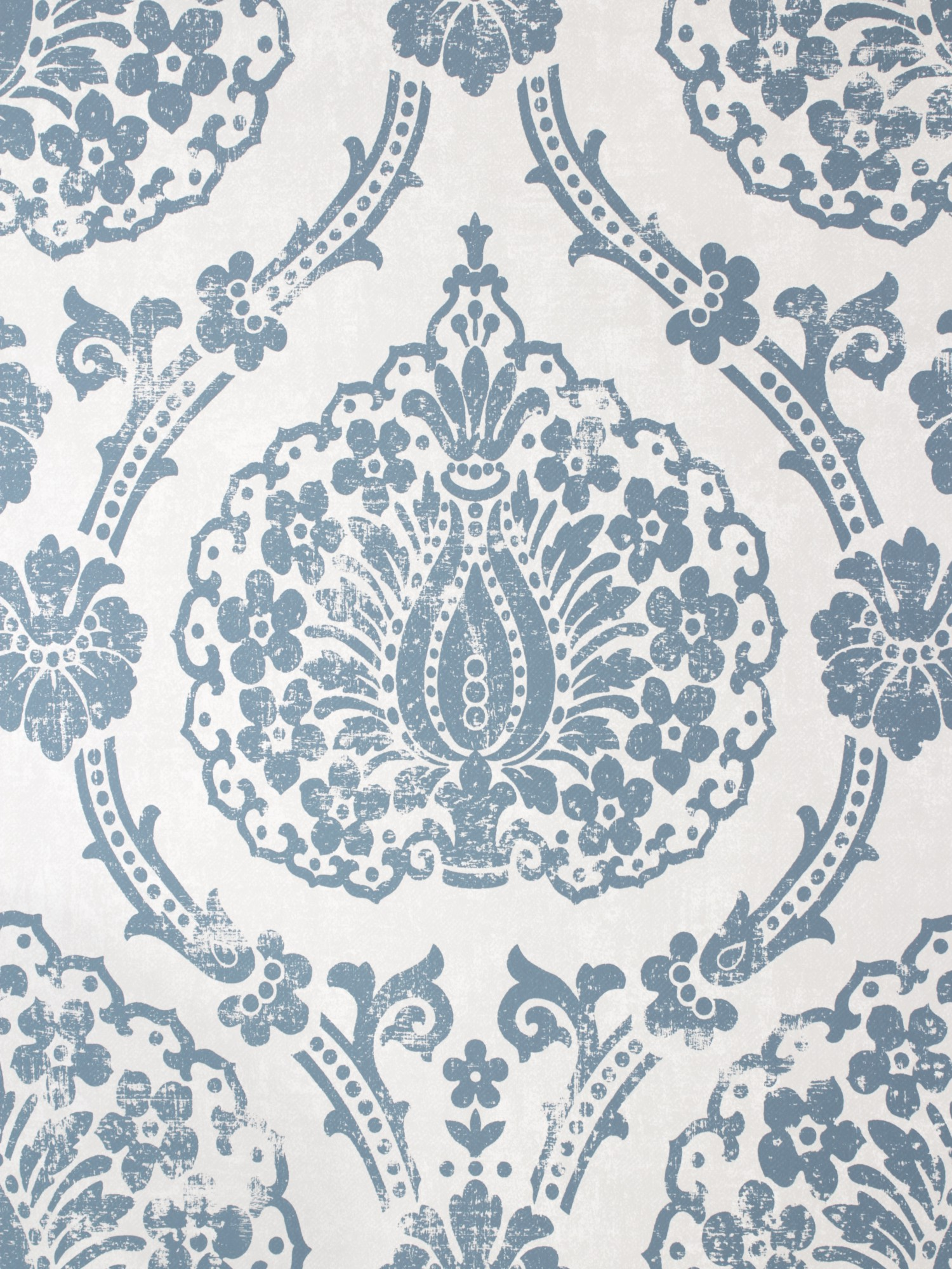 vliestapete scandinavian vintage marburg 51651 blau. Black Bedroom Furniture Sets. Home Design Ideas