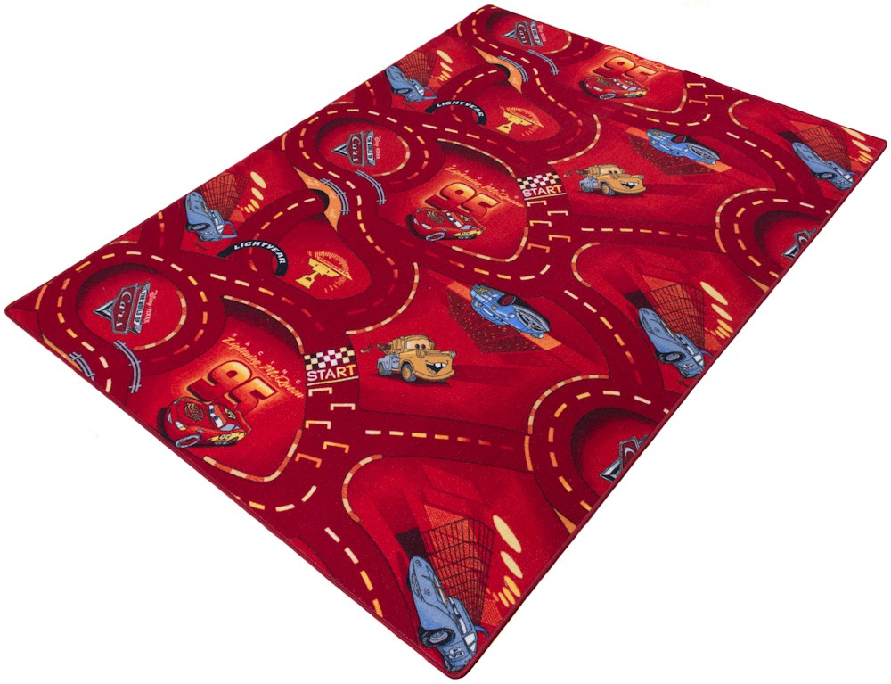 kinderteppich disney cars teppich stra en spielteppich 3 farben 3 gr en ebay. Black Bedroom Furniture Sets. Home Design Ideas
