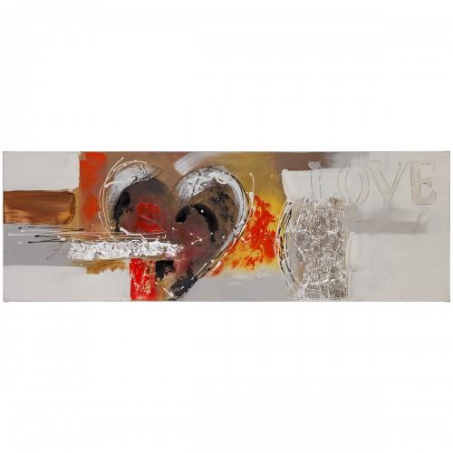 Wandbilder g nstig online bestellen orex - Wandbild altrosa ...