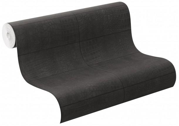 lederoptik tapeten g nstig online bestellen orex. Black Bedroom Furniture Sets. Home Design Ideas