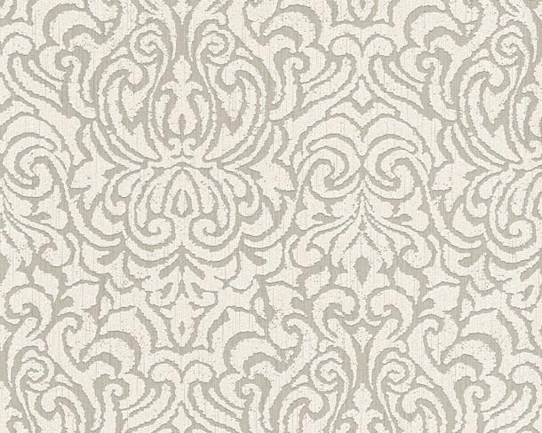 tapete vlies streifen grau wei tessuto 96194 2. Black Bedroom Furniture Sets. Home Design Ideas