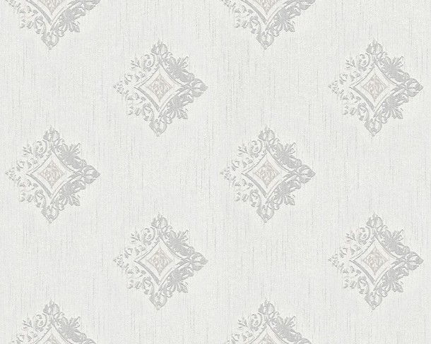 Weiß Graue Barock Vlies Tapete ~ Die neuesten Innenarchitekturideen