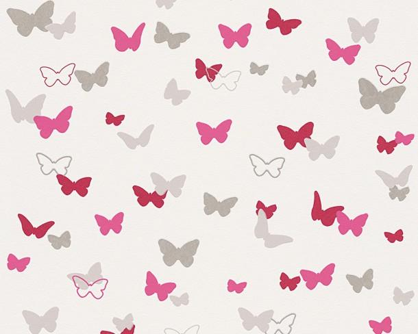 Barbara Becker Tapete Schmetterling : Tapete Esprit Kids Kinder Schmetterling wei? 30289-2 online kaufen