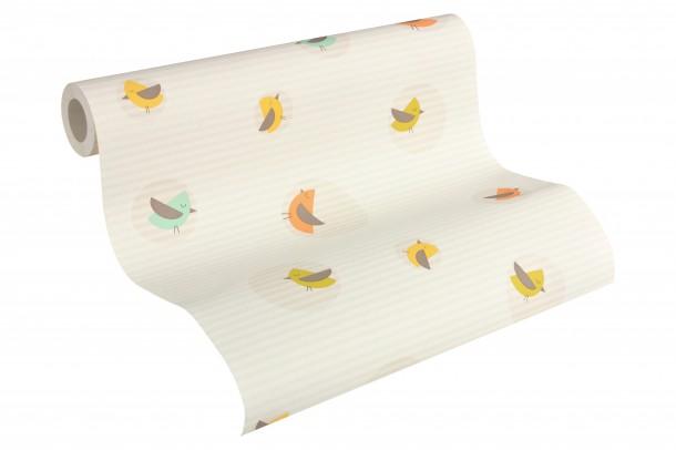 tapete esprit kids kinder v gel beige 30298 2. Black Bedroom Furniture Sets. Home Design Ideas