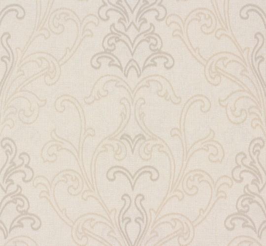 Tapete Blumen creme grau Erismann Voyage 5956-02