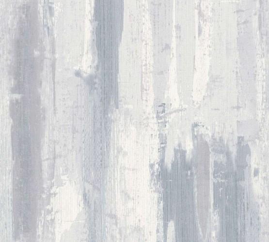 Vinyl Tapeten Hersteller : Tapete Vinyl Shabby Used Design grau AS Creation 31949-2
