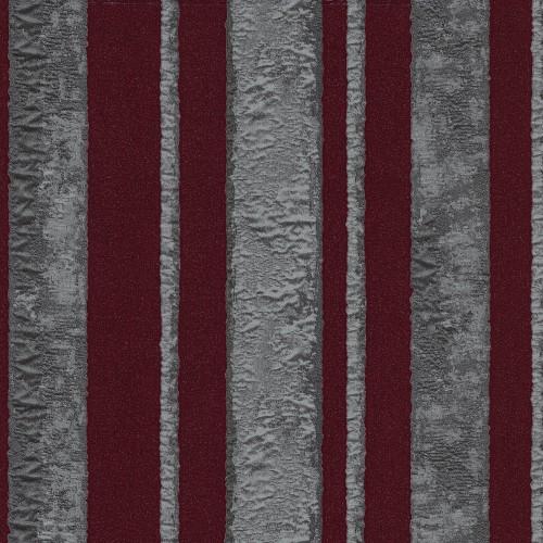 Dieter Bohlen Tapeten Kollektion : Dieter Bohlen Studio Line Vliestapete 02424-30 0242430 Streifen rot