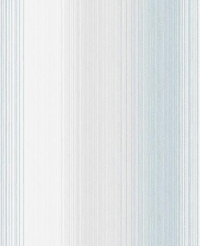 Tapete Blau Wei? Kariert : Collection Tapete 20-514 20514 Streifen wei? blau grau online kaufen