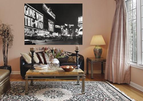 xxl poster fototapete tapete usa las vegas 30er 40er jahre foto 160 cm x 115 cm. Black Bedroom Furniture Sets. Home Design Ideas