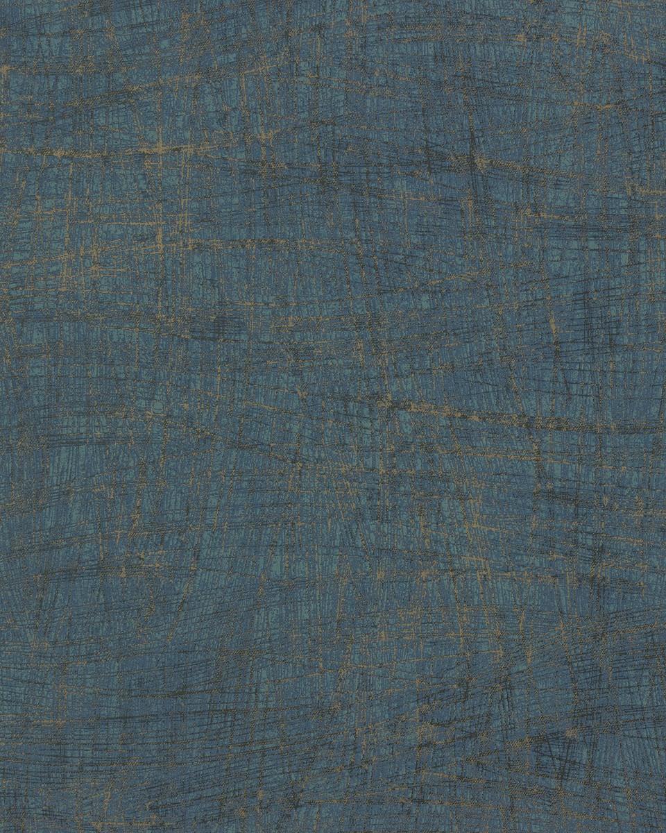 tapete la veneziana 2 vliestapete marburg 53110 uni struktur blau. Black Bedroom Furniture Sets. Home Design Ideas