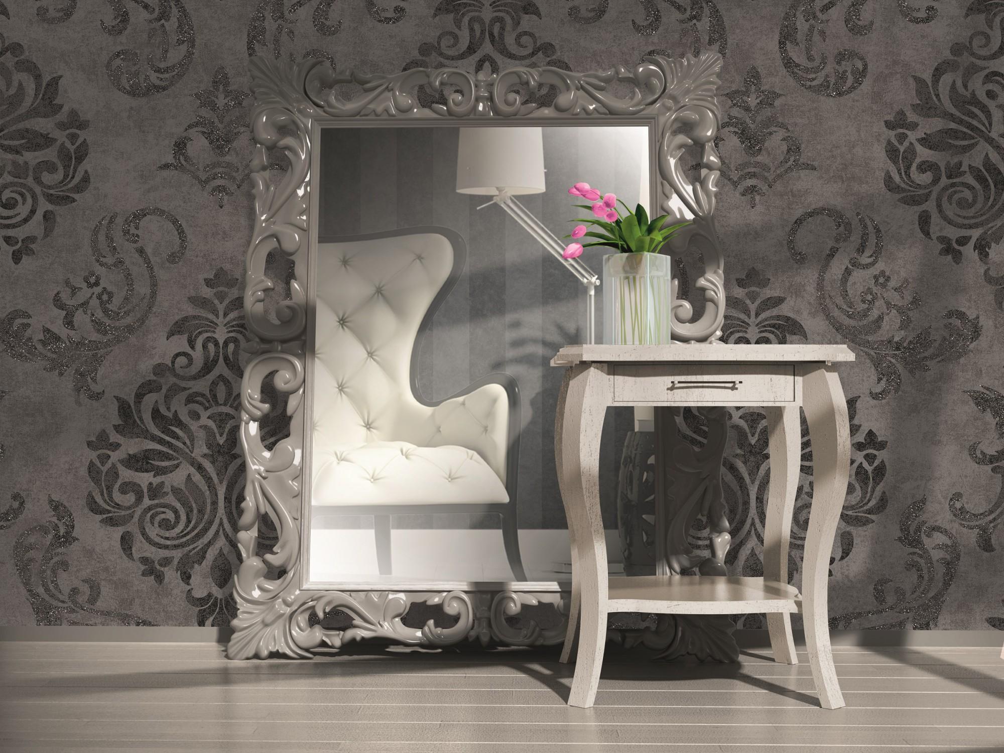 Vliestapete schlafzimmer grau  Funvit.com | Küchenspiegel Ohne Fliesen