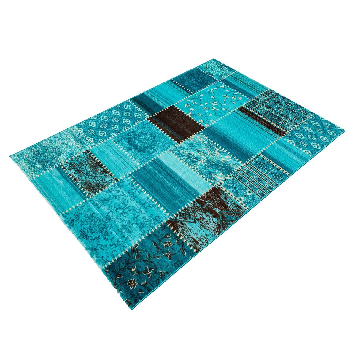 Teppich Maya Oriental türkis in 4 Größen