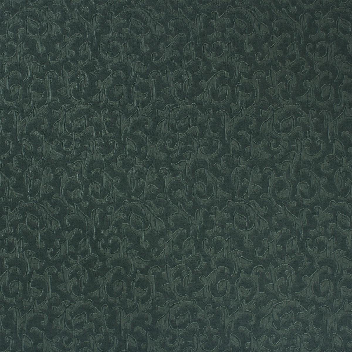 tapeten angelica uni barock grau t rkis tapete rasch textil 005386. Black Bedroom Furniture Sets. Home Design Ideas